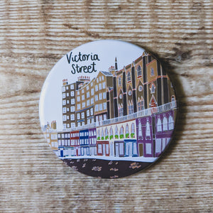 Victoria Street Magnet - Victoria Rose Ball