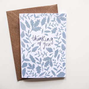Thinking of You Card - Victoria Rose Ball