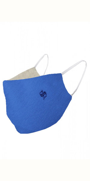 smf Adult Unisex Plain Face Masks