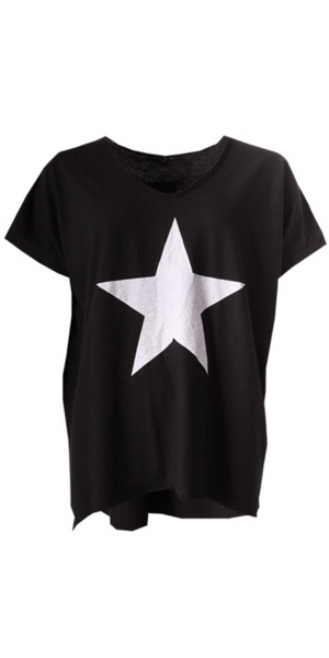 Star Front T Shirt