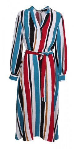 smf Stripe Dress