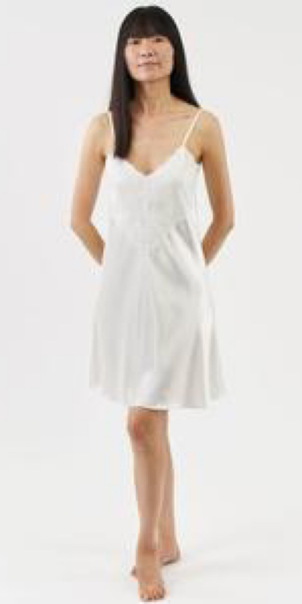 The Charlotte Nightie - Ivory - TheSecretCloset.Boutique