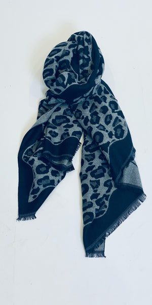Animal Cosy Scarf