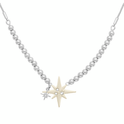 North Star Friendship Necklace
