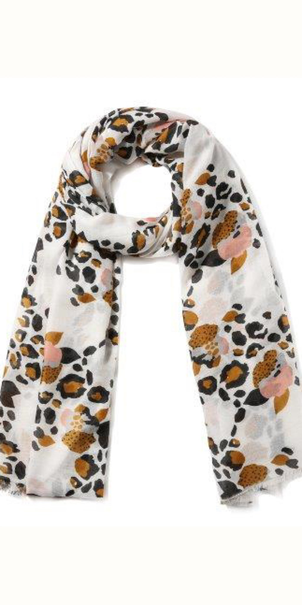 Camel Animal Scarf