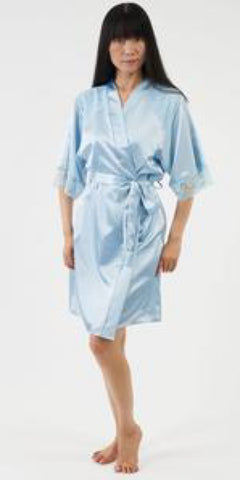 The Sophie Gown - Powder Blue - TheSecretCloset.Boutique