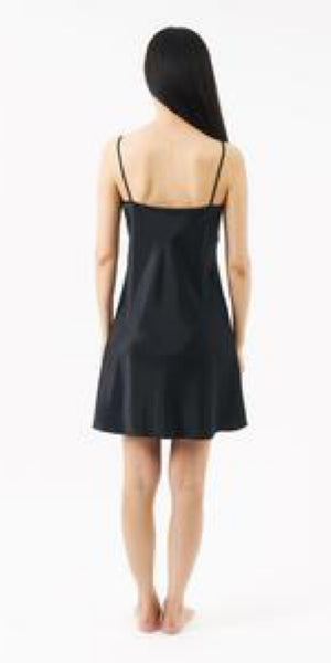 The Charlotte Nightie - Black - TheSecretCloset.Boutique