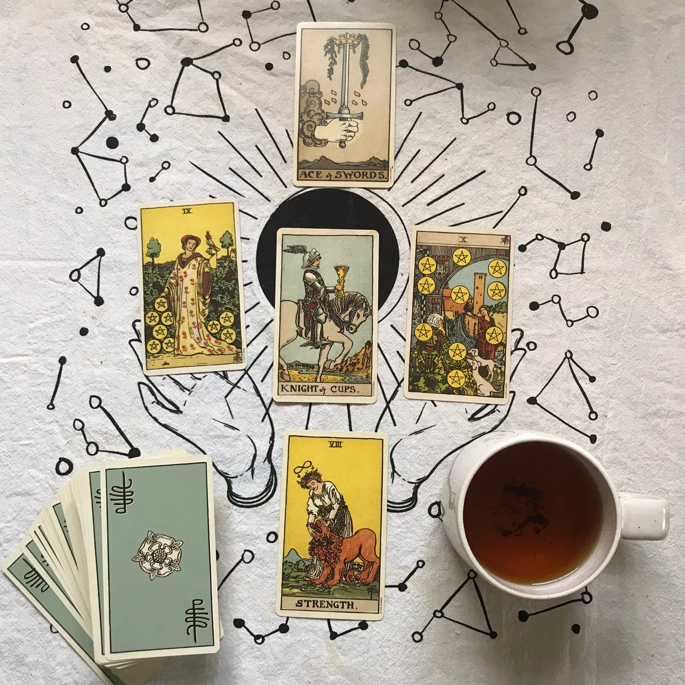 Tarot as Intuitive Practice for Dreamwork