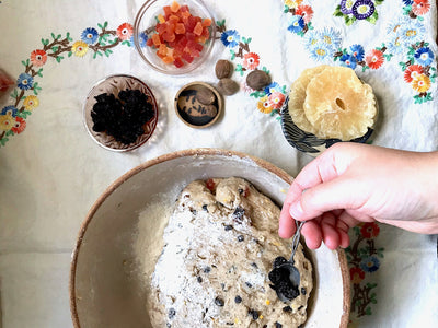 Cultivating tradition and ancestral connection through bread making