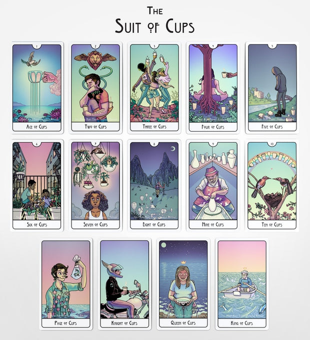 This Might Hurt Tarot