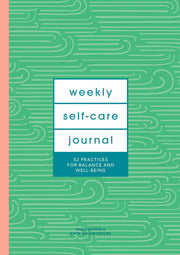 Weekly Self-Care Journal
