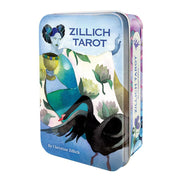 Zillich Tarot in Tin