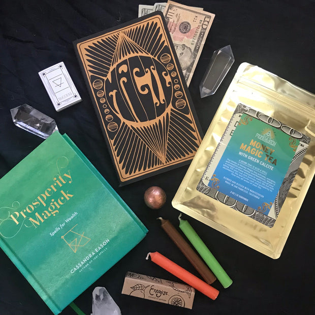 May Community Supported Witch (CSW) Kit: Abundance