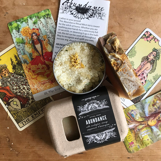 May Ritual Witch Subscription: Abundance Spell