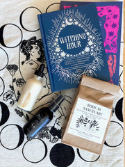 July Community Supported Witch (CSW) Kit: Body as Sanctuary