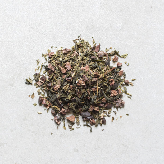 Morrígan | Cacao + Green Tea