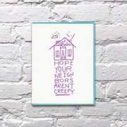 New Home + Congrats + Encouragement Greeting Cards