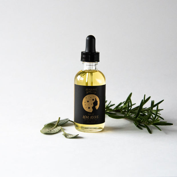 Long Locks nourishing hair oil