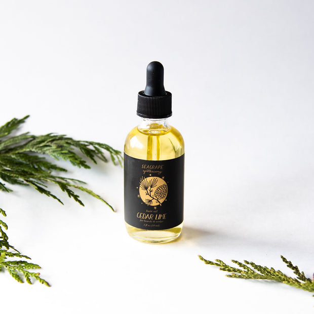 Beard and Scalp Serum