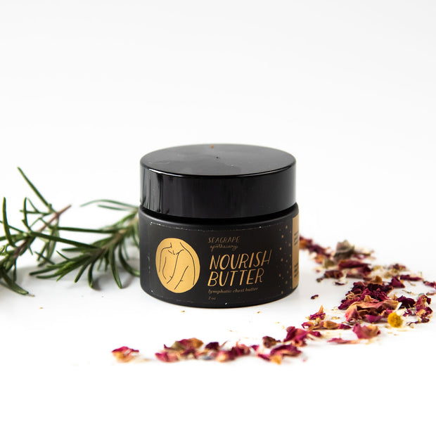 Nourish Lymphatic Chest Butter