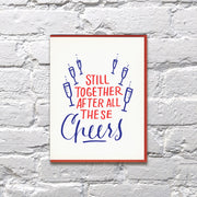 Wedding + Anniversary + Engagement Greeting Cards