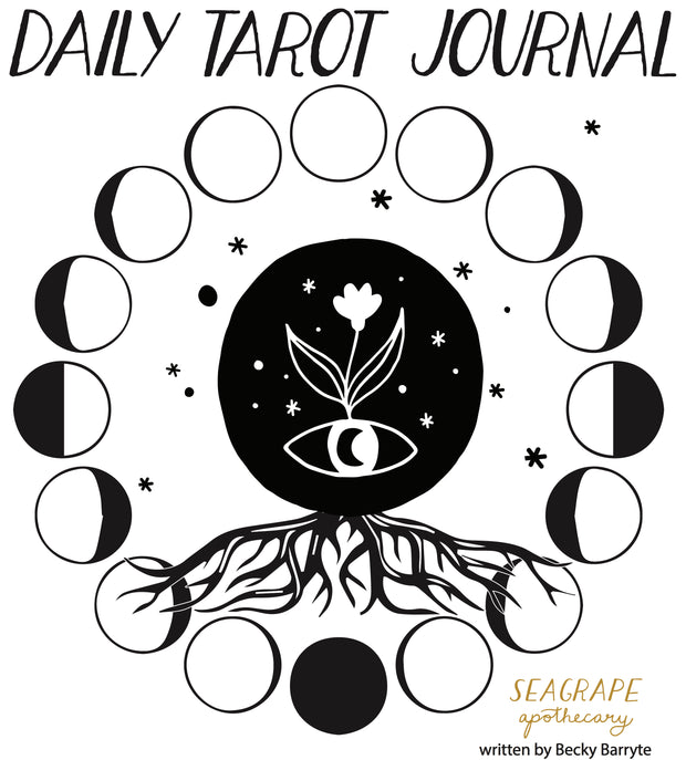 Year Long Tarot Journal