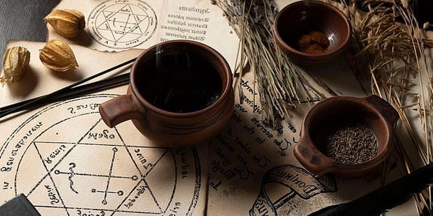 10-01-2020 - Witchery 101: Beginning Your Journey Into Witchcraft