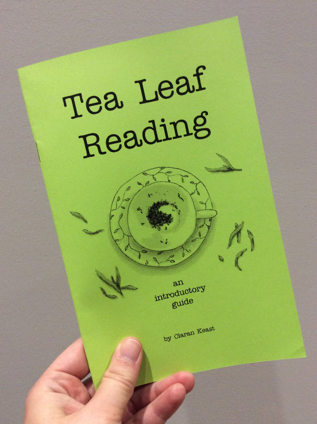 Tea Leaf Reading Zine