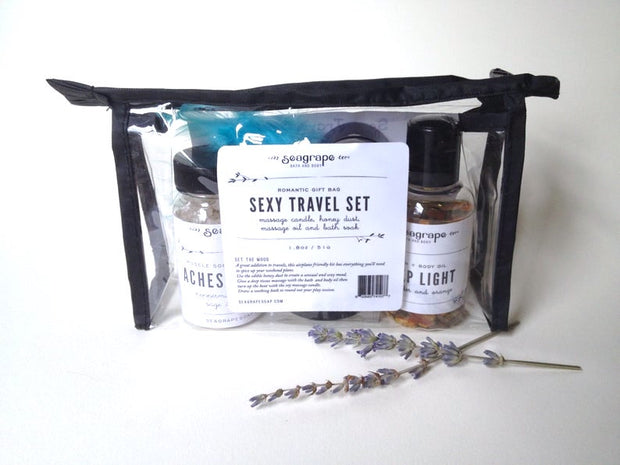 Sexy Travel Set