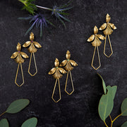 Iris Drop Earring