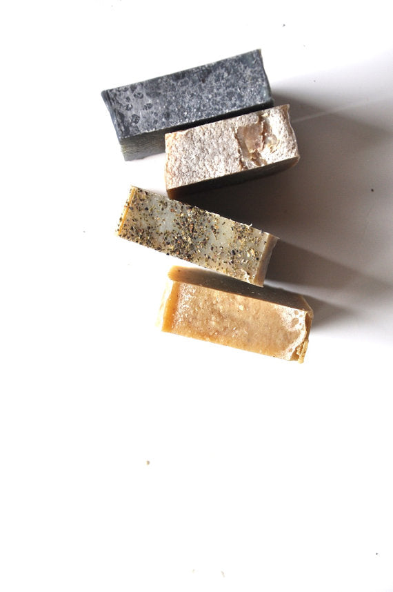 Set of 4 Earthy Bars