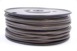 14 AWG Gauge Primary Wire Tinned Copper Marine Grade Brown 100 ft
