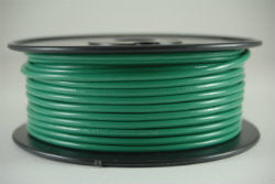 14 AWG Gauge Primary Wire Tinned Copper Marine Grade Green 100 ft