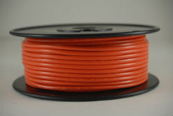14 AWG Gauge Primary Wire Tinned Copper Marine Grade Orange 25 ft