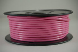 14 AWG Gauge Primary Wire Tinned Copper Marine Grade Pink 100 ft