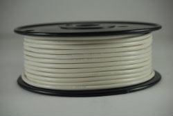 14 AWG Gauge Primary Wire Tinned Copper Marine Grade White 25 ft