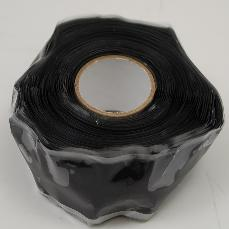 Self Fusing Silicone Tape  Black 20 ft roll