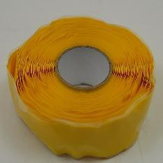 Self Fusing Silicone Tape  Yellow 20 ft roll