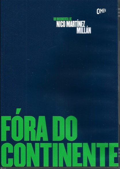 FÓRA DO CONTINENTE (DVD)