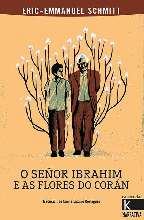 O SEÑOR IBRAHIM E AS FLORES DO CORÁN