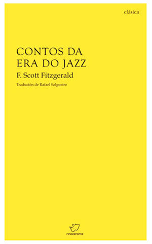 CONTOS DA ERA DO JAZZ