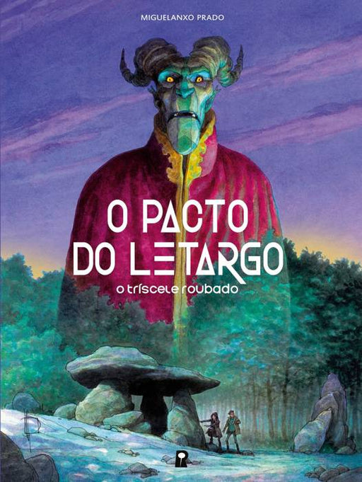 O PACTO DO LETARGO