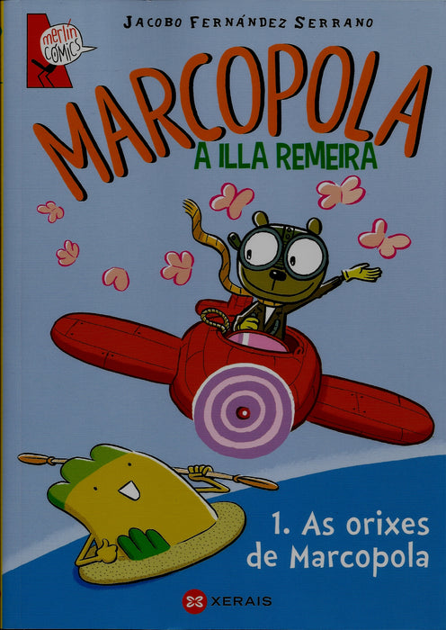 MARCOPOLA 1. AS ORIXES DE MARCOPOLA