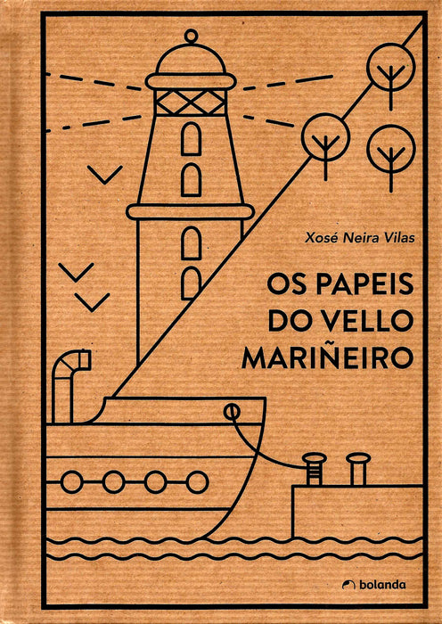 OS PAPEIS DO VELLO MARINEIRO