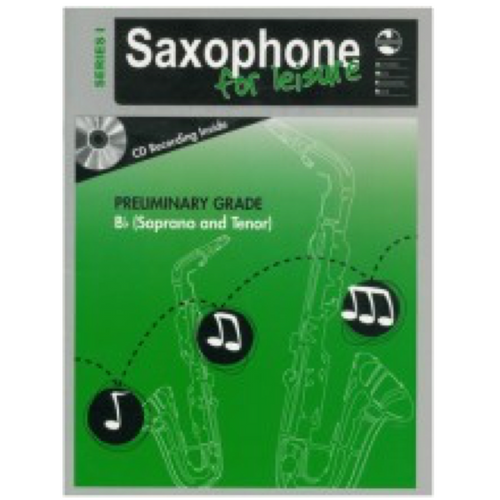 Saxophone for Leisure