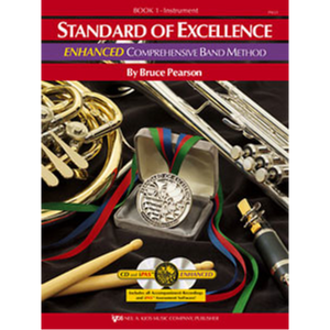 Standard of Excellence Comprehensive Band Method - Bk.1 Alto
