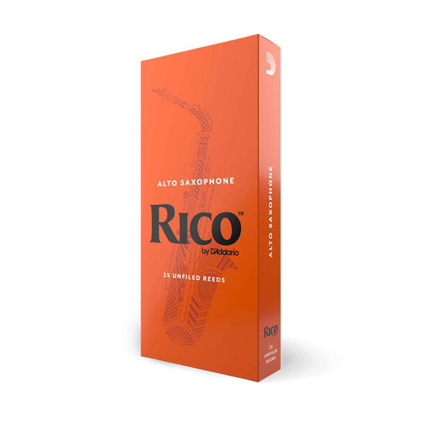 Rico Alto Saxophone Reed (box of 25)