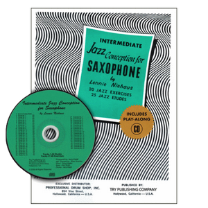 Jazz Conception for Saxophone - Intermediate - Lennie Niehaus
