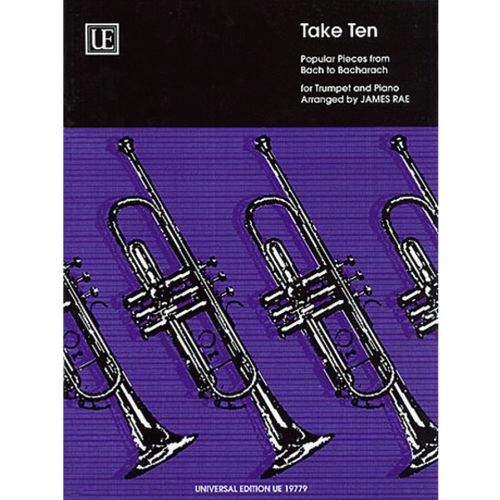 Take Ten for Trumpet and Piano