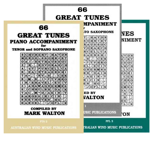 66 Great Tunes Piano Accompaniment